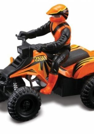 ATV с моторист Pull-back