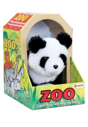 JAMINA Панда с къща