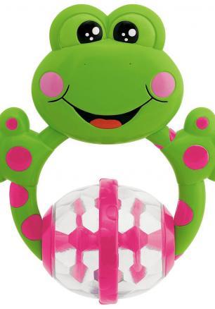 Дрънкалка - жабче