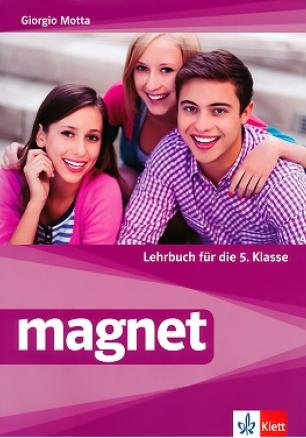 Magnet - Учебник по немски език за 5. клас (по новата програма)