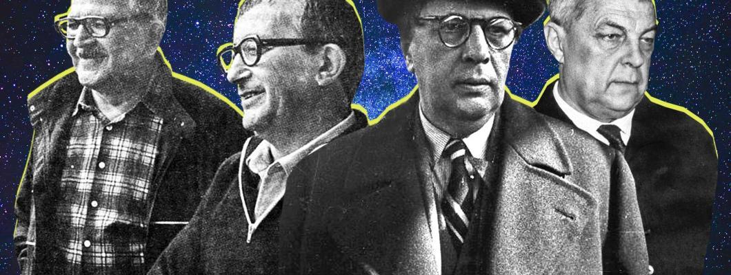 Топ 10 най-добри съветски писатели-фантасти