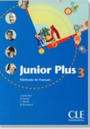 Junior Plus 3 - учебник